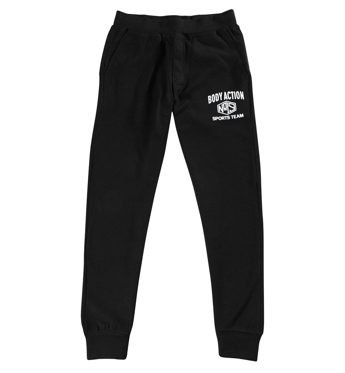Body Action Fw18 Boys Basic Sweat Pants