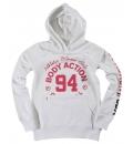 Body Action Παιδικό Φούτερ Με Κουκούλα Fw18 Girls Basic Hoodie 062801