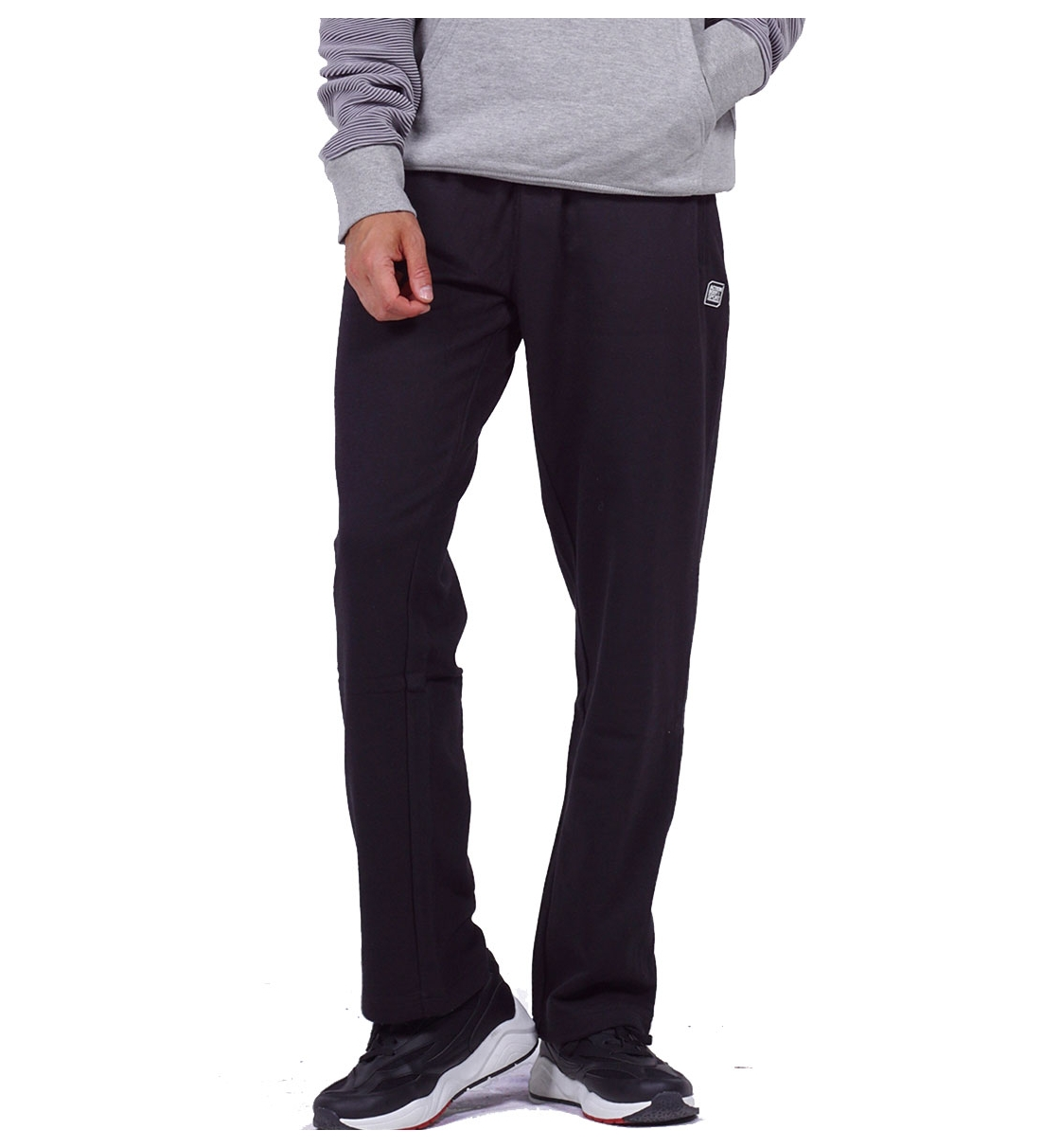 Body Action Fw19 Men Classic Sweatpants