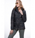 Body Action Γυναικείο Αθλητικό Μπουφάν Fw18 Women Hip-Length Quilted Jacket 071826