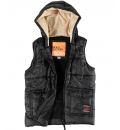 Body Action Παιδικό Αθλητικό Μπουφάν Αμάνικο Fw18 Boys Quilted Vest 074801
