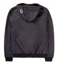 Emerson Fw19 Men'S Soft Shell Ribbed Jkt With Hood