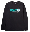 Basehit Ss19 Men'S L/S T-Shirt