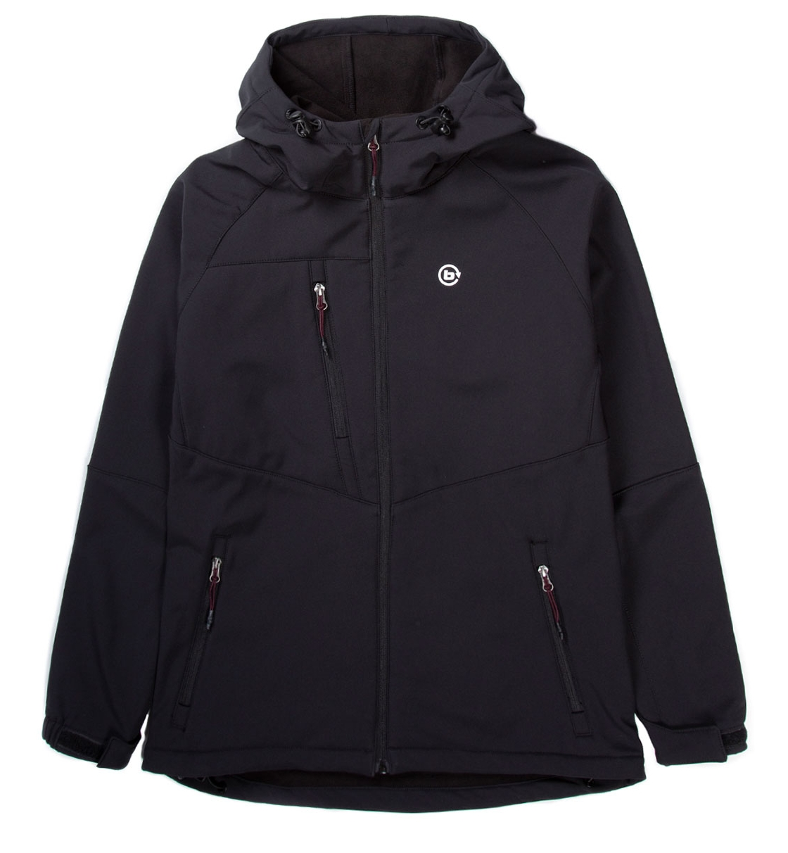 Basehit Ss19 Women'S Soft Shell Jacket With Hood