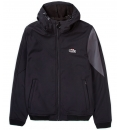 Basehit Ss19 Women'S Soft Shell Rib Jkt With Hood