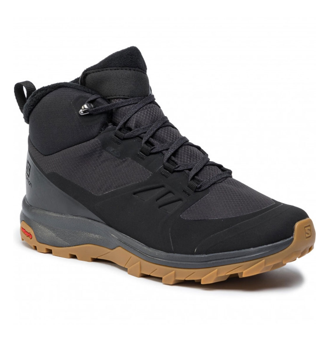 Salomon Ανδρικό Παπούτσι Trekking Fw19 Winter Shoes Outsnap Cswp 409220