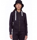 Body Action Γυναικεία Ζακέτα Με Κουκούλα Fw19 Women Hooded Jacket 071920