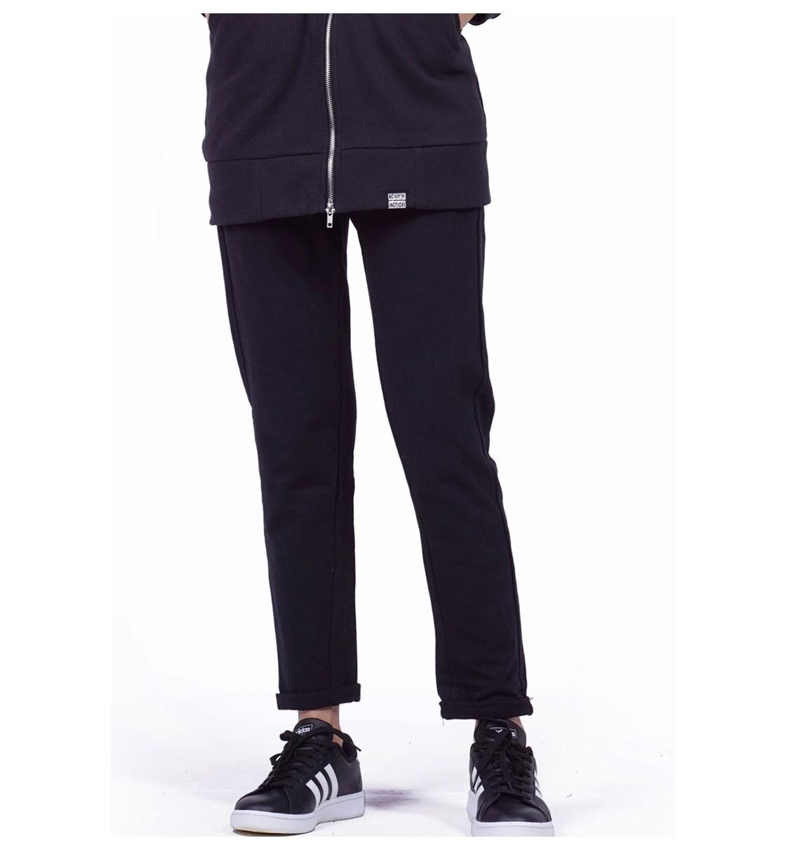 Body Action Fw19 Women Five-Pocket Sweatpants