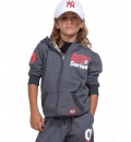 Body Action Fw19 Boys Full Zip Jacket