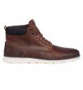 Ανδρικό Παπούτσι Μόδας Fw19 Jfwtubar Leather Brandy Sts 12159513