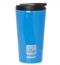 Eco Life Fw19 Coffee Thermos Sky Blue 370Ml