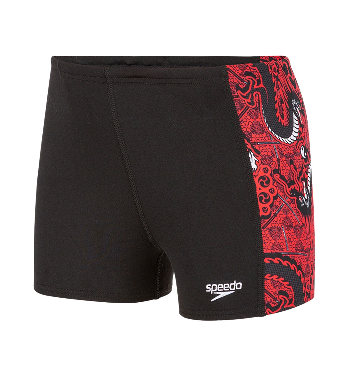 Speedo Fw19 Dragonzen Allover Panel Aquashort