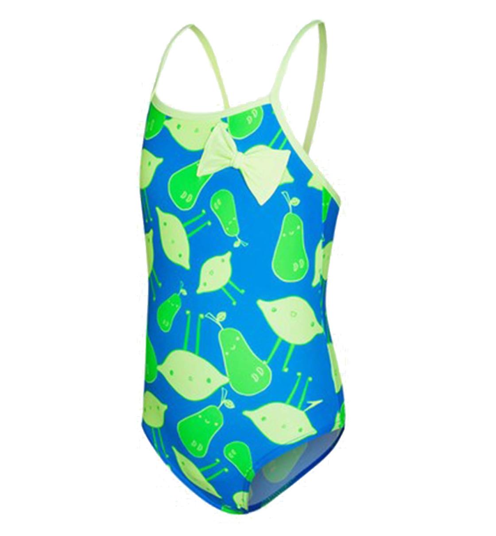 Speedo Fw19 Fan Flower Bow Swimsuit