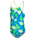 Speedo Παιδικό Μαγιό Ολόσωμο Fw19 Fan Flower Bow Swimsuit 11446-D250B