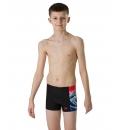 Speedo Παιδικό Μαγιό Boxer Fw19 Origamiwave Allover Panel Aquashort 09530-D246J