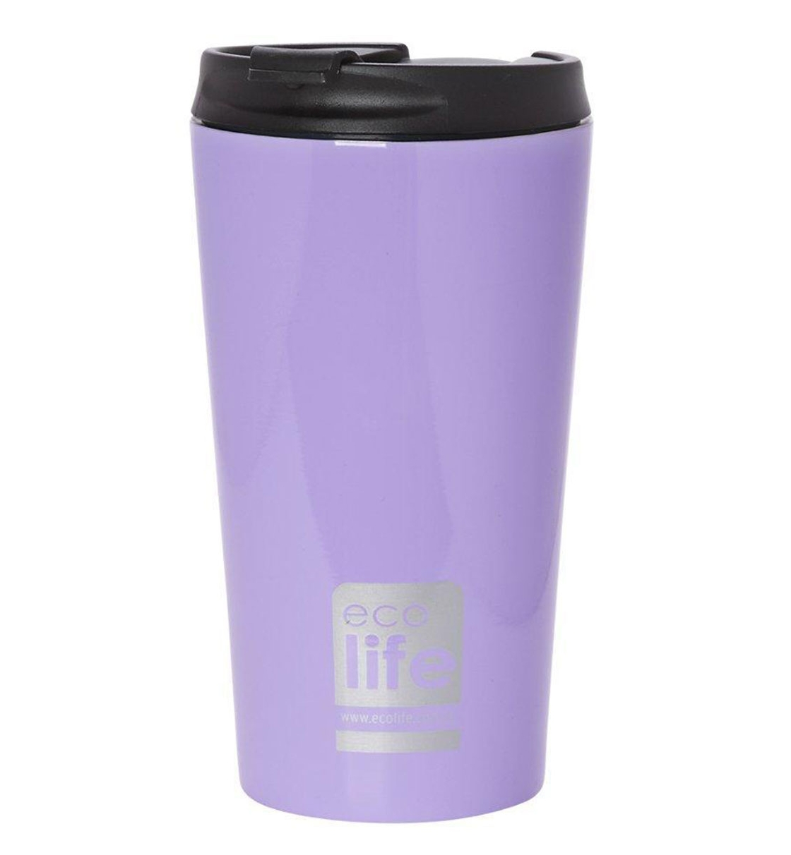 Eco Life Fw19 Coffee Thermos Lilac 370Ml