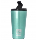 Eco Life Fw19 Coffe Thermos Light Blue 370Ml