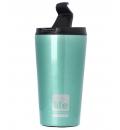Eco Life Ανοξείδωτο Θερμός Fw19 Coffe Thermos Light Blue 370Ml 100027