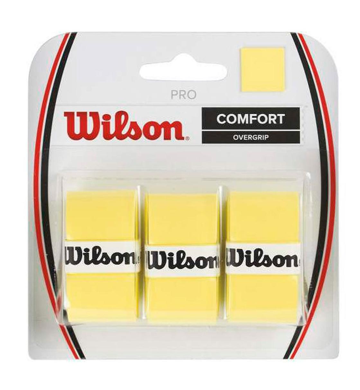 Wilson Fw19 Wrz4014Ye Pro Overgrip Ye