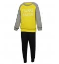 Body Talk Fw17 Wakeupinf Dsweater+Pants