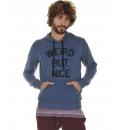 Body Talk Fw17 Ssm Weird Hood Sweater