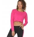 Body Talk Fw17 Fashionstripesw Sweater Ls