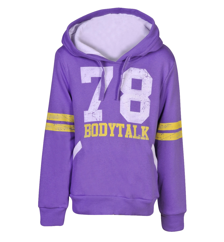 Body Talk Fw14 78G Hood Sweater