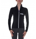 Body Talk Fw14 Techw Zip Sweater Ls
