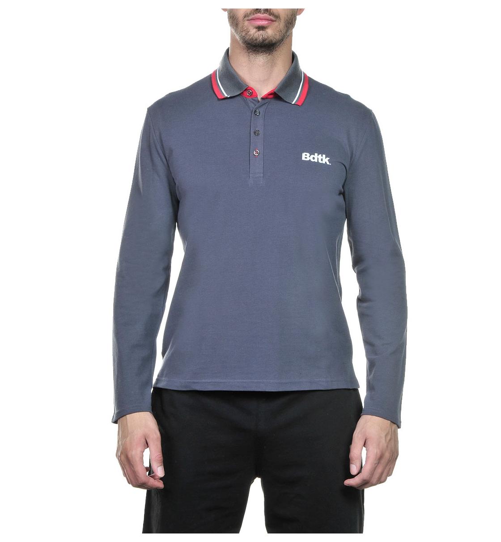 Body Talk Fw14 Bdtkm Polo + Strip Tshirt Ls