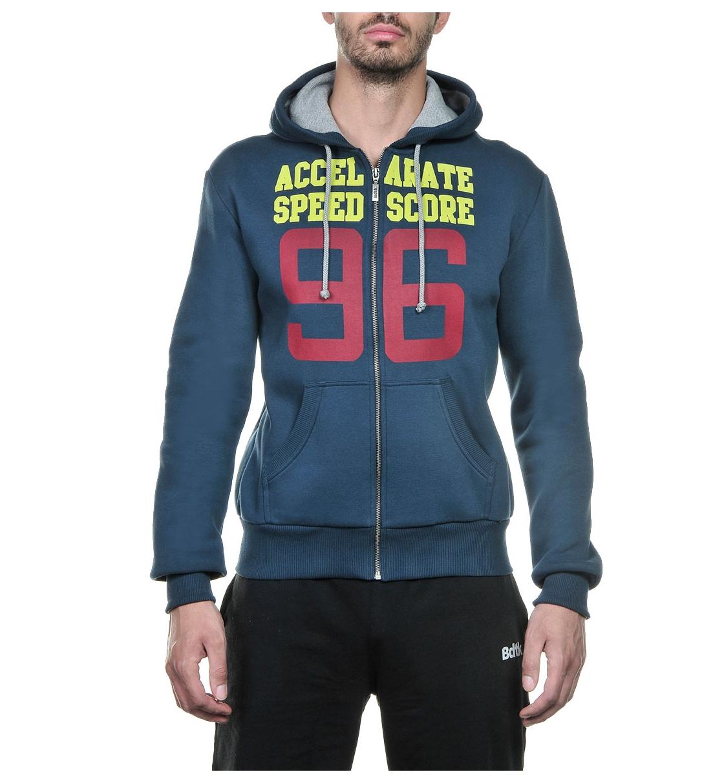 Body Talk Fw14 Loserm Hood Zip Sweater
