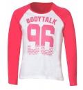 Body Talk Fw15 Jackieogt Shirt Ls