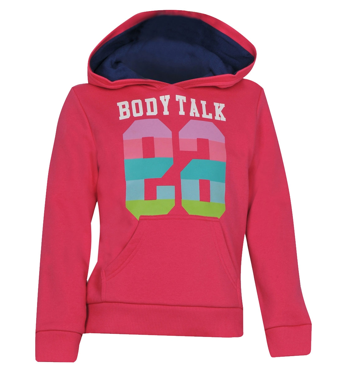 Body Talk Fw15 Colorsg Hood Sweater