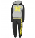 Body Talk Fw15 Jsetinf Set Hood Sweater+Pants