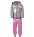 Body Talk Fw15 Autumnwinterinfset Hood Zip Sweater+Pants