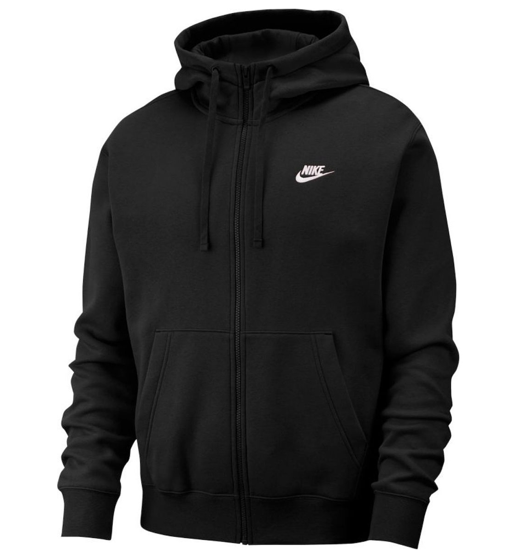 Nike Fw19 M Nsw Club Hoodie Fz Bb