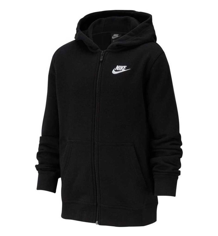Nike Παιδική Ζακέτα Με Κουκούλα Fw19 B Nsw Hoodie Fz Club BV3699