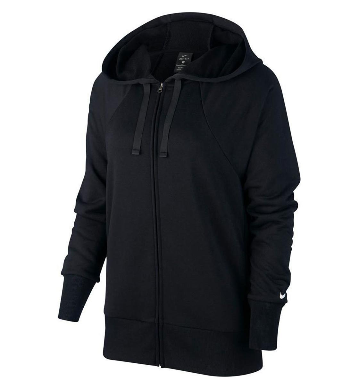 Nike Fw19 W Nk Dry Flc Get Fit Hoodie Fz
