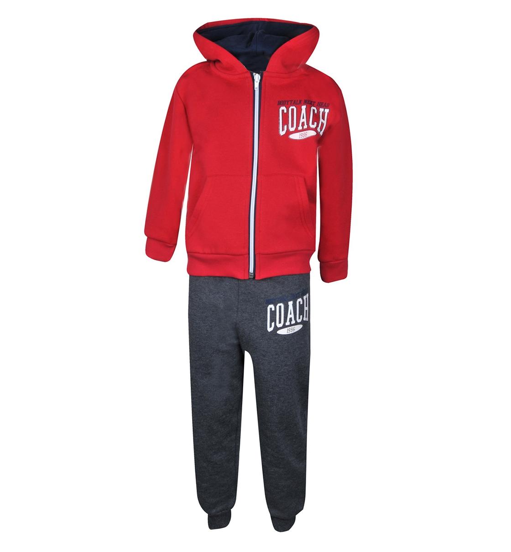 Body Talk Fw16 Coachinfset Hood Zip Sweater+Pants