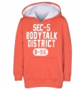 Body Talk Fw16 Basicsb Hood Sweater
