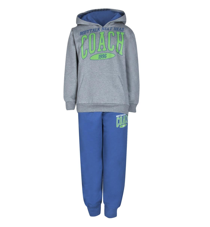 Body Talk Fw16 Coachb Set Hood Sweater+Pants