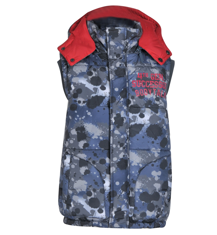 Body Talk Fw16 Jktb Slvls Hooded Jacket