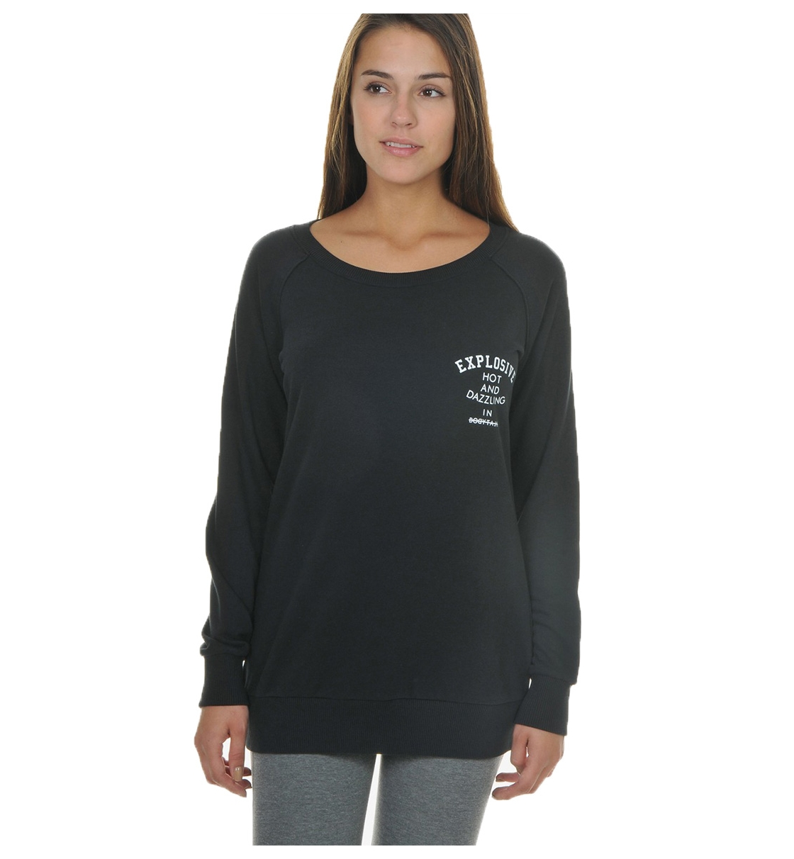 Body Talk Fw16 Hotw Ls Sweater