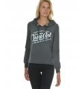 Body Talk Fw16 Artw Ls Hood Sweater