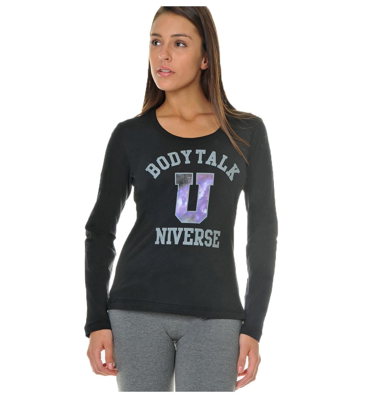 Body Talk Fw16 Ssw T Shirt Universe Ss