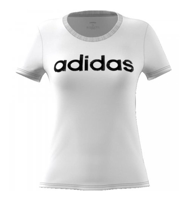 Adidas Ss20 W Core Linear Tee 1