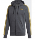 Adidas Fw19 Essentials 3 Stripes Fullzip Fleece