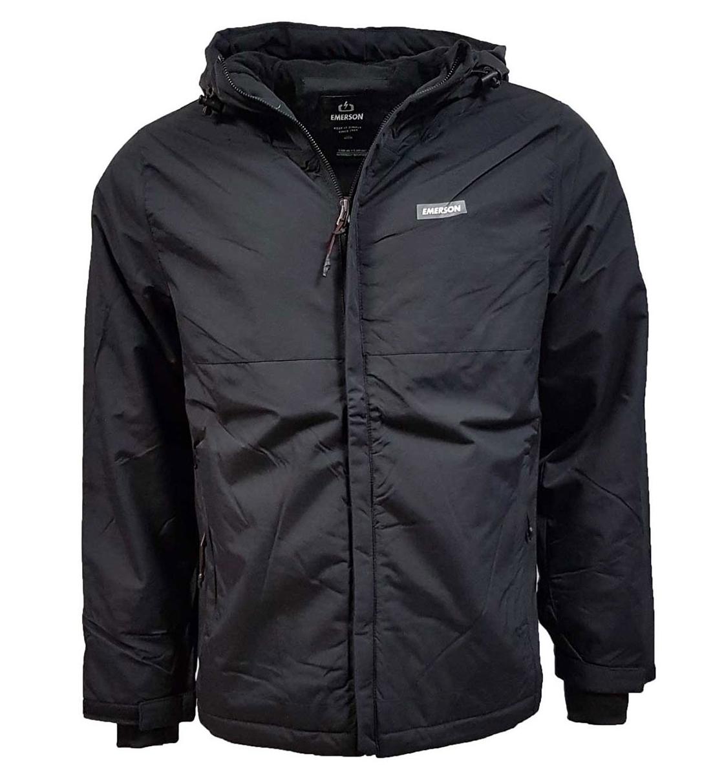 Ανδρικό Αθλητικό Μπουφάν Ss19 Men'S Jacket With Hood 192.EM10.03