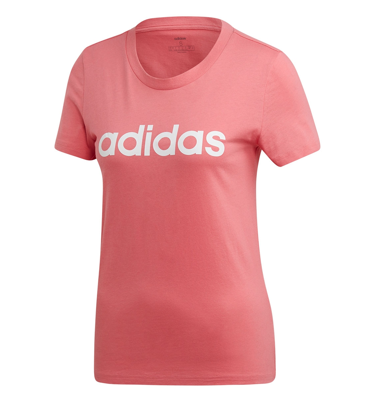 Adidas Fw19 Essentials Linear Slim Tee