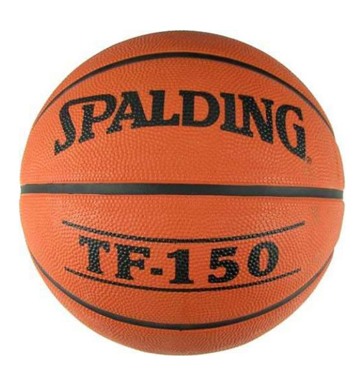 Spalding Μπάλα Basket Fw19 Tf-150 Performance Rubber Basketball 73-953Z1