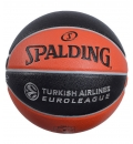 Spalding Fw19 Tf-500 Euroleague Official I/O Replica Ball